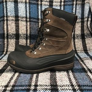 The North Face Shoes - New North Face Leather Lace On ChilKat 400 Boots